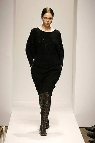 Derecuny Fall 2007 Ready-to-wear Collections - 001