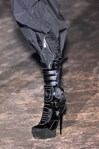 Dsquared Fall 2007 Ready-to-wear Detail - 001