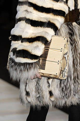 Fendi Fall 2007 Ready-to-wear Detail - 001