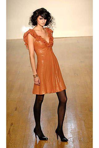 Gustavo Arango Fall 2007 Ready&#45&#x3B;to&#45&#x3B;wear Collections &#45&#x3B; 001