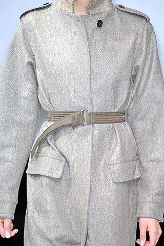 Max Mara Fall 2007 Ready-to-wear Detail - 001