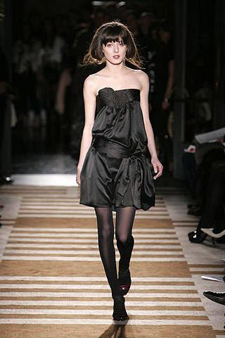 Sue Stemp Fall 2007 Ready-to-wear Collections - 001