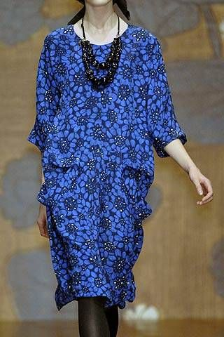 Cacharel Fall 2007 Ready-to-wear Detail - 001