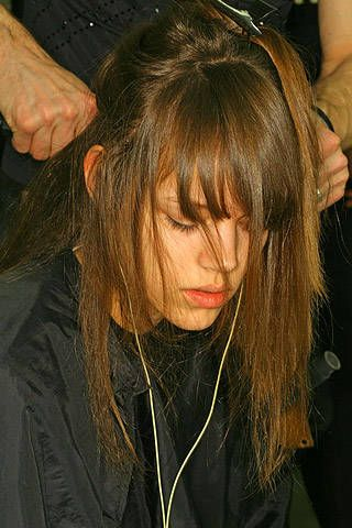 Chanel Fall 2007 Ready-to-wear Backstage - 001
