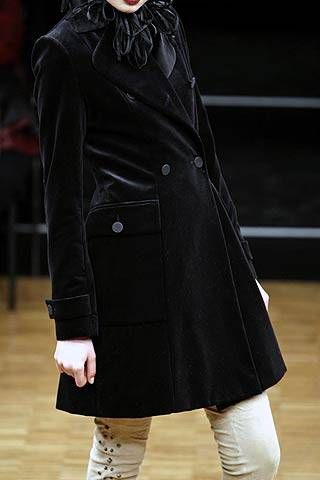 Cher Michel Klein Fall 2007 Ready-to-wear Detail - 001