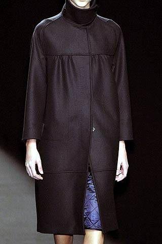 Dries Van Noten Fall 2007 Ready&#45&#x3B;to&#45&#x3B;wear Detail &#45&#x3B; 001