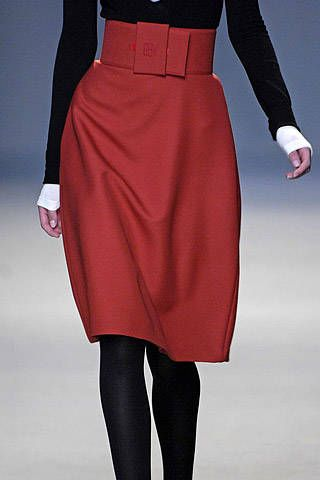Giambattista Valli Fall 2007 Ready&#45&#x3B;to&#45&#x3B;wear Detail &#45&#x3B; 001