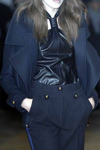 Givenchy Fall 2007 Ready-to-wear Detail - 001