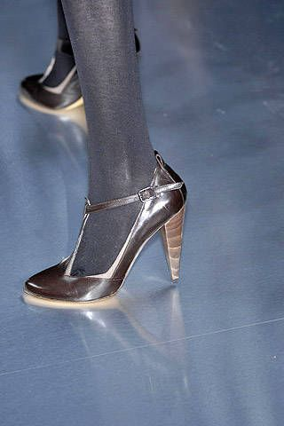 Jasmin Di Millo Fall 2007 Ready-to-wear Detail - 001