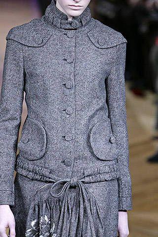 Josep Font Fall 2007 Ready-to-wear Detail - 001