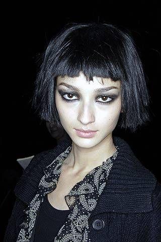 Lanvin Fall 2007 Ready-to-wear Backstage - 001
