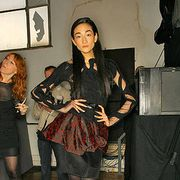 Sophia Kokosalaki Fall 2007 Ready-to-wear Backstage - 001