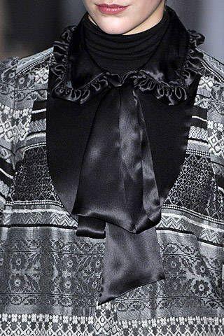 Veronique Branquinho Fall 2007 Ready-to-wear Detail - 001