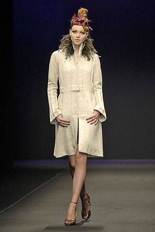 Christophe Josse Fall 2007 Haute Couture Collections - 001