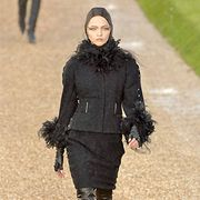 Chanel Fall 2007 Haute Couture Collections - 001