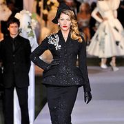 Christian Dior Fall 2007 Haute Couture Collections - 001