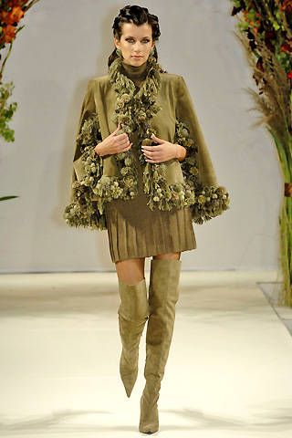 Gerald Watelet Fall 2007 Haute Couture Collections &#45&#x3B; 001