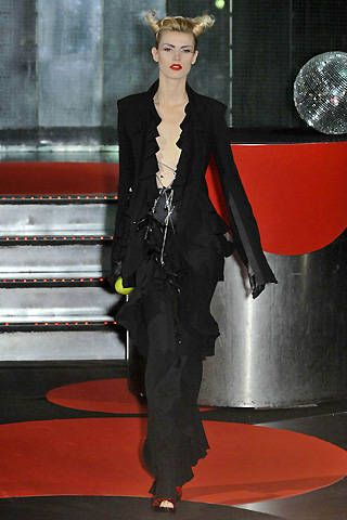 Nicolas Le Cauchois Fall 2007 Haute Couture Collections - 001