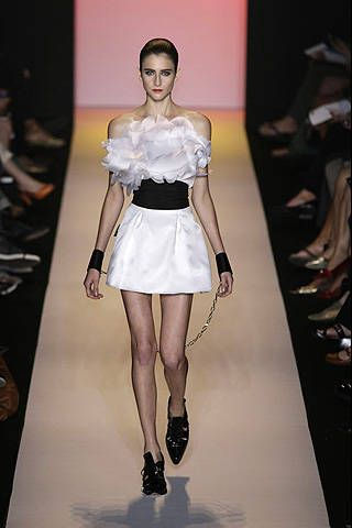 Alexandre Herchcovitch Spring 2008 Ready-to-wear Collections - 001