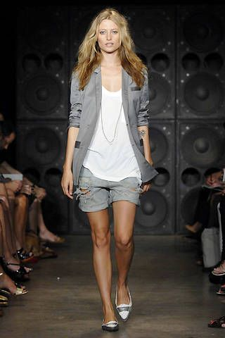 Alexander Wang Spring 2008 Ready-to-wear Collections - 001