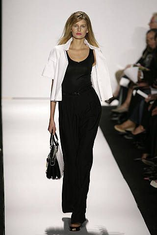 Badgley Mischka Spring 2008 Ready-to-wear Collections - 001