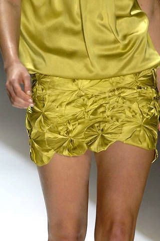 Carlos Miele Spring 2008 Ready-to-wear Detail - 001