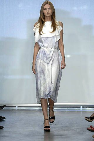 Jeremy Laing Spring 2008 Ready-to-wear Collections - 001
