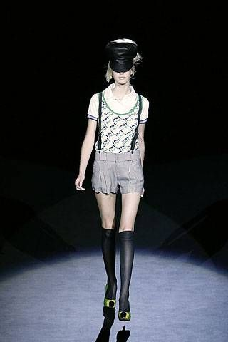 L.A.M.B. by Gwen Stefani Spring 2008 Ready-to-wear Collections - 001