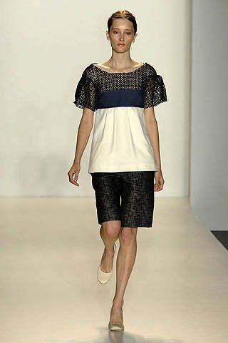 Lela Rose Spring 2008 Ready-to-wear Collections - 001