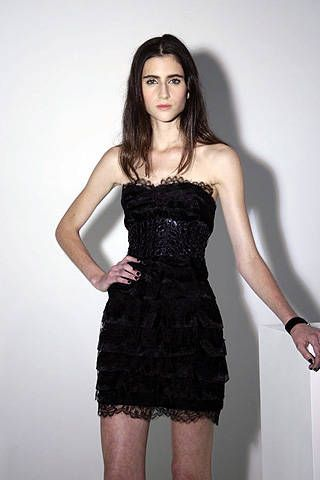 Marchesa Spring 2008 Ready&#45&#x3B;to&#45&#x3B;wear Collections &#45&#x3B; 001