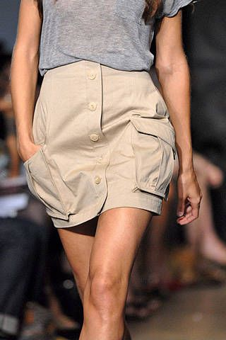 Alexander Wang Spring 2008 Ready-to-wear Detail - 001