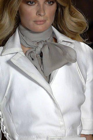 J. Mendel Spring 2008 Ready-to-wear Detail - 001
