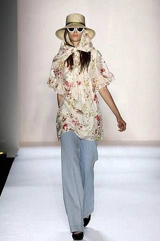 Karen Walker Spring 2008 Ready-to-wear Collections - 001