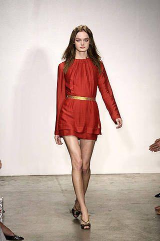 Sari Gueron Spring 2008 Ready-to-wear Collections - 001