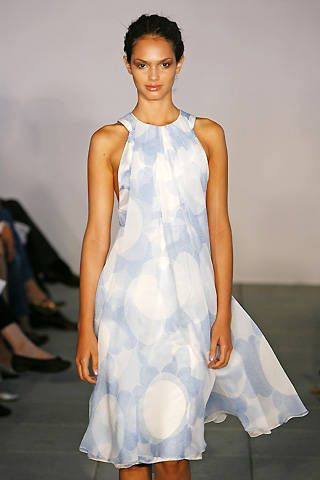 Douglas Hannant Spring 2008 Ready-to-wear Collections - 001