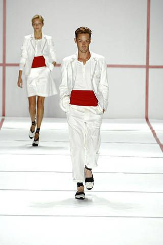 Lacoste Spring 2008 Ready-to-wear Collections - 001