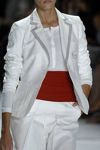 Lacoste Spring 2008 Ready-to-wear Detail - 001