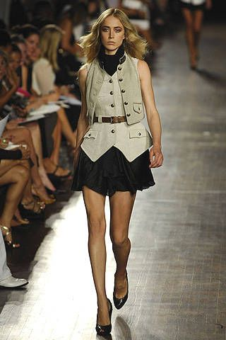 Proenza Schouler Spring 2008 Ready-to-wear Collections - 001