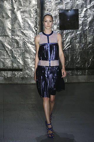 Rodarte Spring 2008 Ready&#45&#x3B;to&#45&#x3B;wear Collections &#45&#x3B; 001