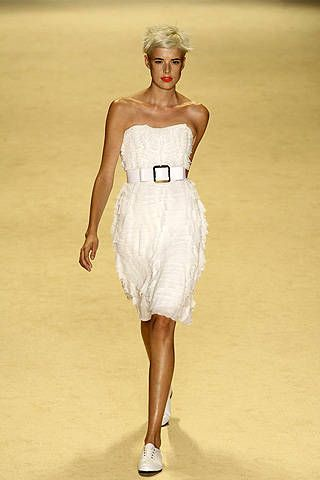 Temperley Spring 2008 Ready-to-wear Collections - 001