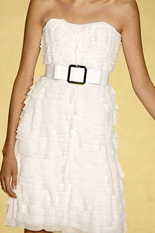 Temperley Spring 2008 Ready-to-wear Detail - 001