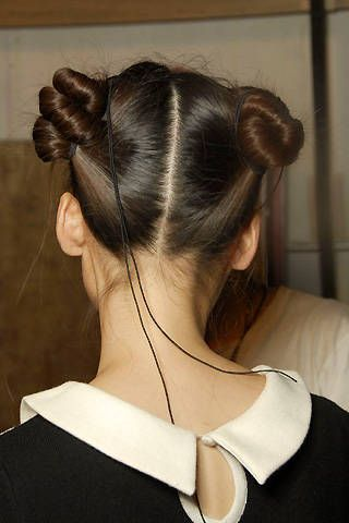 Thakoon Spring 2008 Ready-to-wear Backstage - 001