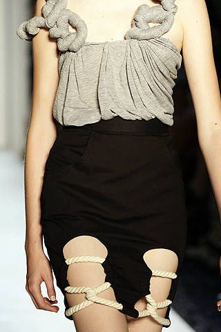 Bejamin Cho Spring 2008 Ready-to-wear Detail - 001