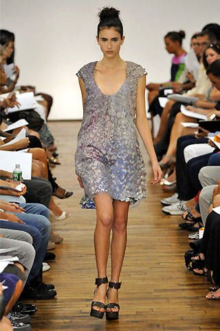 Brian Reyes Spring 2008 Ready-to-wear Collections - 001