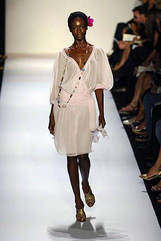 Diane von Furstenberg Spring 2008 Ready-to-wear Collections - 001