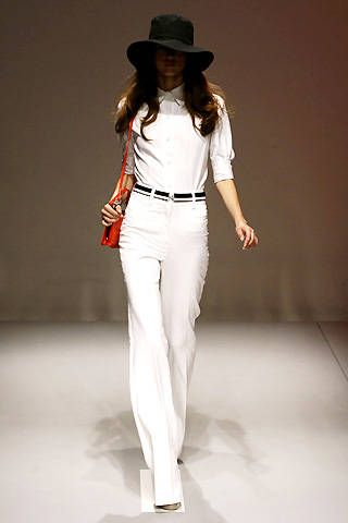 DKNY Spring 2008 Ready-to-wear Collections - 001