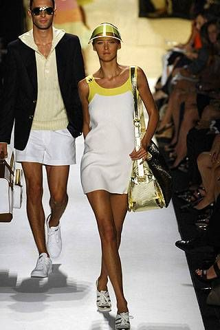 Michael Kors Spring 2008 Ready&#45&#x3B;to&#45&#x3B;wear Collections &#45&#x3B; 001