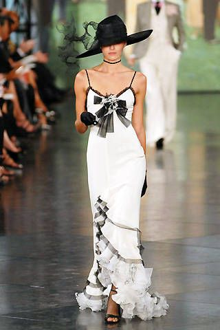 Ralph Lauren Spring 2008 Ready-to-wear Collections - 001