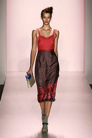 Rebecca Taylor Spring 2008 Ready-to-wear Collections - 001