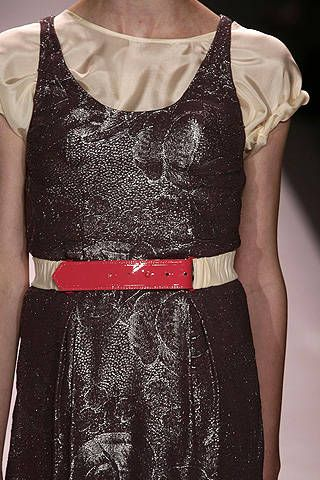 Rebecca Taylor Spring 2008 Ready-to-wear Detail - 001